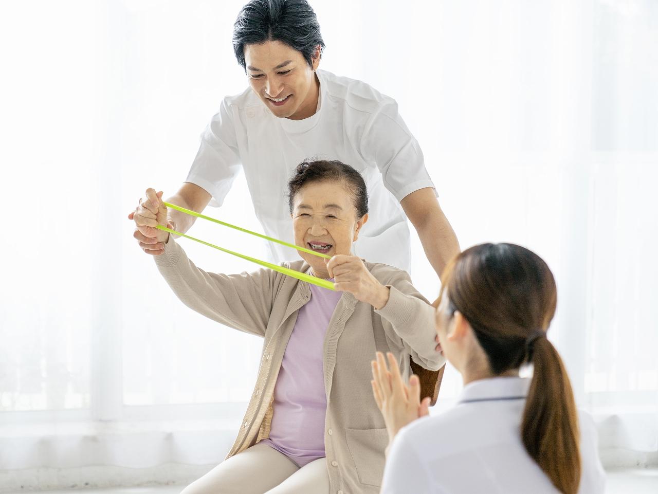 介護予防に効果的